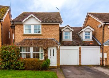 Thumbnail 4 bed semi-detached house for sale in Donaldson Way, Woodley, Reading