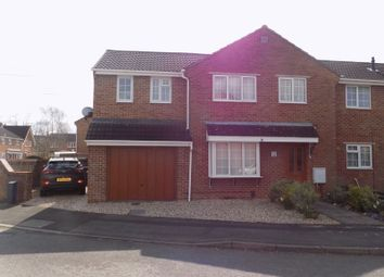 Thumbnail 4 bed semi-detached house for sale in Mellow Ground, Swindon