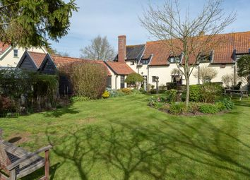 Thumbnail 4 bed detached house for sale in Chapel Lane, Brockley, Bury St. Edmunds