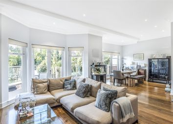 Thumbnail 4 bedroom flat to rent in Fitzjohn's Avenue, Hampstead