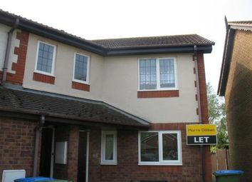 Thumbnail 2 bed maisonette to rent in Unwin Close, Southampton