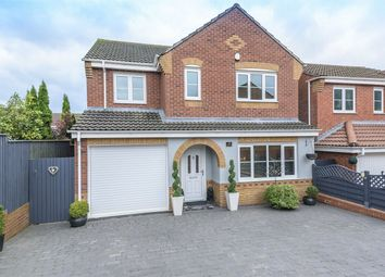 Thumbnail 4 bed detached house for sale in Gregson Walk, Dawley Bank, Telford, Shropshire