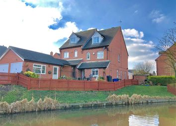 Thumbnail 3 bed semi-detached house for sale in Waters Edge, Handsacre, Rugeley