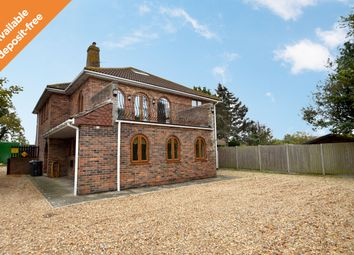 Thumbnail 5 bed detached house to rent in Havant Road, Hayling Island