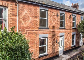 Thumbnail 3 bed terraced house for sale in Oxford Terrace, Mill Street, Crediton