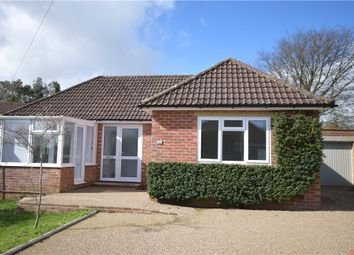 Thumbnail 3 bed detached bungalow for sale in Tarratt Road, Yeovil, Somerset