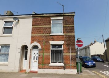 Thumbnail 4 bed end terrace house to rent in Brookfield Road, Portsmouth