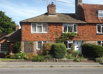 Thumbnail 2 bed cottage to rent in High Street, Burwash, Etchingham