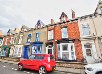 Thumbnail 5 bed terraced house for sale in Thornton Street, Hartlepool
