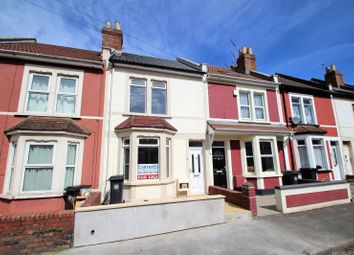 Thumbnail 3 bedroom property for sale in Highworth Road, St. Annes Park, Bristol