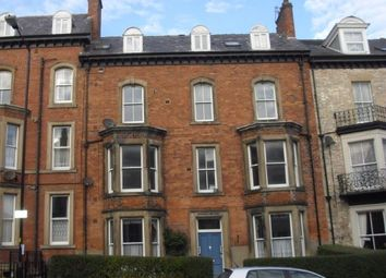 Thumbnail 2 bed flat to rent in Normanby Terrace, Whitby
