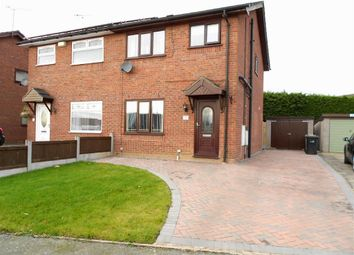 Thumbnail 3 bed semi-detached house for sale in Betjeman Way, Sydney, Crewe, Cheshire