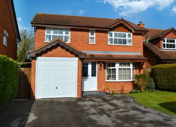 Thumbnail 4 bed detached house for sale in Elizabeth Close, Aylesbury