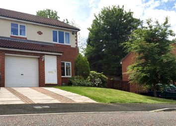 Thumbnail 3 bed semi-detached house for sale in Rolley Way, Prudhoe