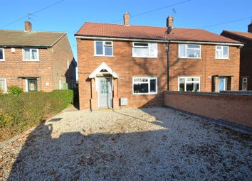 Thumbnail 3 bed semi-detached house for sale in Petersham Road, Long Eaton, Nottingham