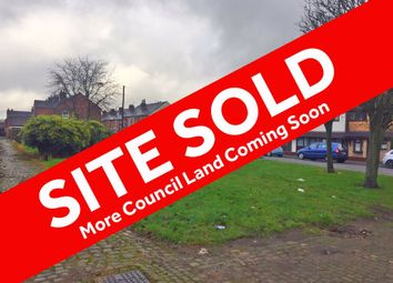 Thumbnail Land for sale in Fell Street, Smallthorne, Staffordshire