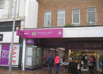 Thumbnail Commercial property for sale in 46 High Street, Rhyl, Denbighshire