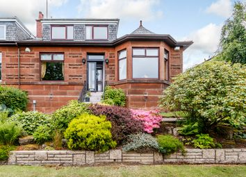 Thumbnail 5 bedroom semi-detached bungalow for sale in Ormonde Drive, Netherlee, Glasgow