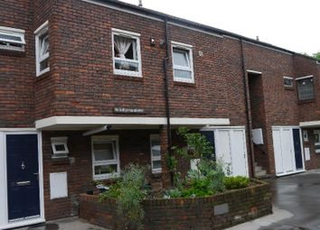Thumbnail 1 bed flat for sale in Culross Close, London