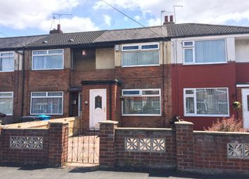 Thumbnail 2 bedroom terraced house for sale in Manor Road, Willerby Road, Hull