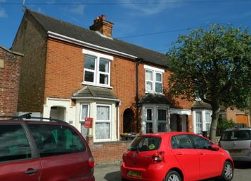 Thumbnail 3 bedroom end terrace house to rent in Coventry Road, Bedford