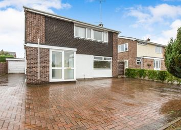 Thumbnail 3 bed detached house for sale in Ullswater Road, Congleton