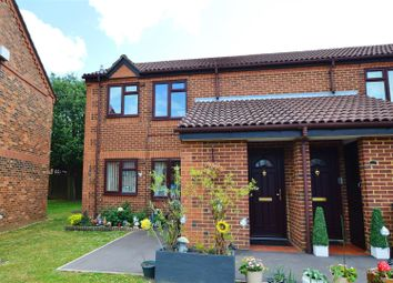 Thumbnail 1 bedroom flat for sale in Topaz Close, Cippenham, Slough