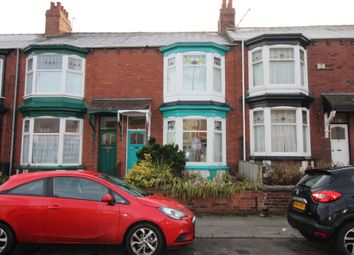 Thumbnail 3 bed terraced house for sale in Rockliffe Road, Middlesbrough