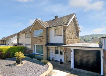 Thumbnail 3 bed semi-detached house for sale in Harewood Road, Oakworth, West Yorkshire