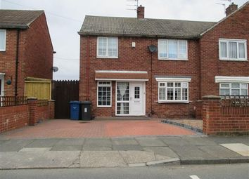 Thumbnail 3 bedroom terraced house for sale in Nash Avenue, South Shields