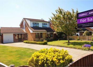 Thumbnail 4 bed detached house for sale in Wicks Lane, Formby