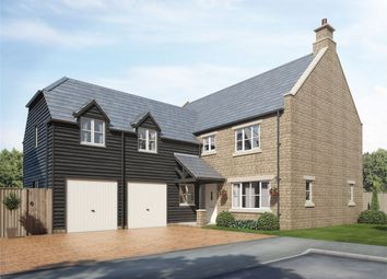 Thumbnail 5 bed detached house for sale in Plot 15 West Farm, Fulwell Lane, Faulkland, Somerset