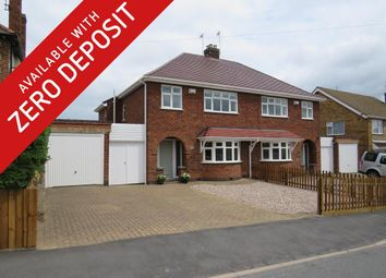 Thumbnail Property to rent in Uplands Road, Oadby, Leicester