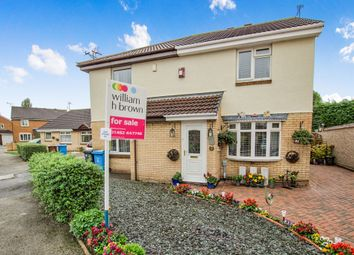 Thumbnail 3 bed semi-detached house for sale in Millers Walk, Hull
