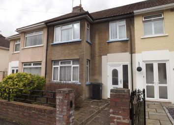 Thumbnail 3 bed terraced house for sale in Kenneth Road, Brislington, Bristol, City Of Bristol