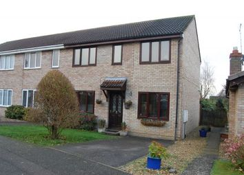 3 bed semi-detached house for sale in Spencer Road, Long Buckby, Northampton NN6