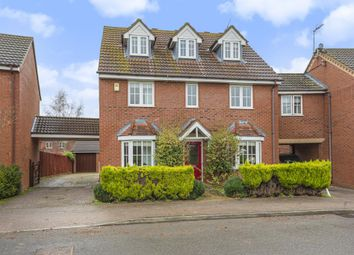 5 bed detached house for sale in Sandstone Close, Calvert, Buckingham MK18