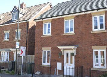 Thumbnail 3 bedroom end terrace house for sale in Chestnut Road, Brockworth, Gloucester