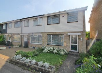 Thumbnail 3 bed end terrace house for sale in Smarts Green, West Cheshunt, Herts