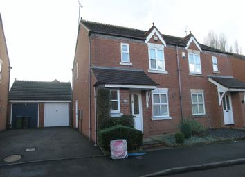 Thumbnail 3 bedroom semi-detached house for sale in Mary Macarthur Drive, Cradley Heath