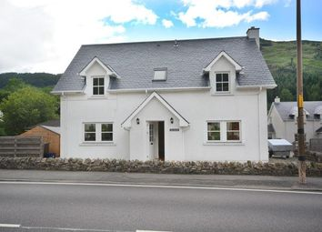 Thumbnail 3 bed detached house to rent in An Acail, Strathyre, Callander