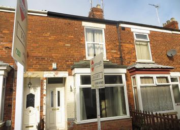 Thumbnail 2 bedroom terraced house to rent in Arlington Avenue, Hull