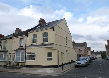 Thumbnail 1 bed maisonette to rent in Victory Street, Keyham, Plymouth