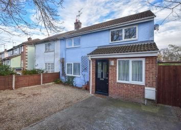 Thumbnail 4 bedroom semi-detached house to rent in Mary Park Gardens, Bishop's Stortford