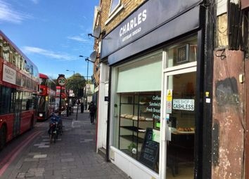 Thumbnail Retail premises for sale in Lower Clapton Road, London