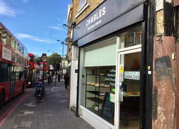 Thumbnail Retail premises for sale in Lower Clapton Road, London