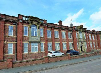 Thumbnail 3 bed flat for sale in 10 Walker Apartments, Hartsbridge, Oakengates, Telford