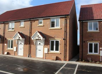 Thumbnail 2 bed end terrace house for sale in Windsor Way, Broughton Astley, Leicester