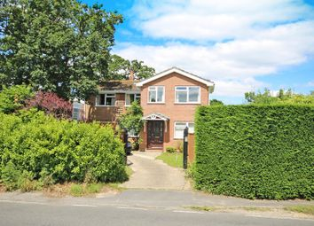 Thumbnail 4 bed detached house for sale in Burley Road, Bransgore, Christchurch
