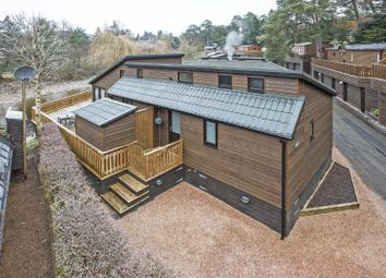 Thumbnail 2 bed lodge for sale in Invertilt Road, Blair Atholl, Pitlochry
